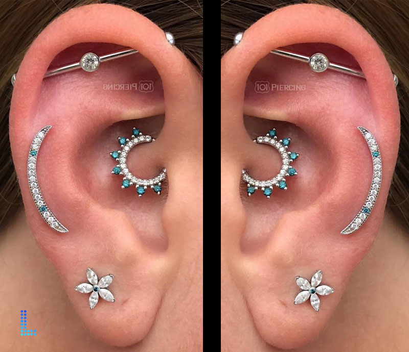 Best Ear Piercing in Lahore